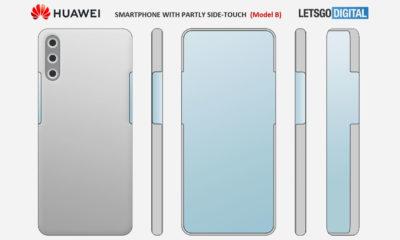 Huawei Patente Gama Media Botones Virtuales