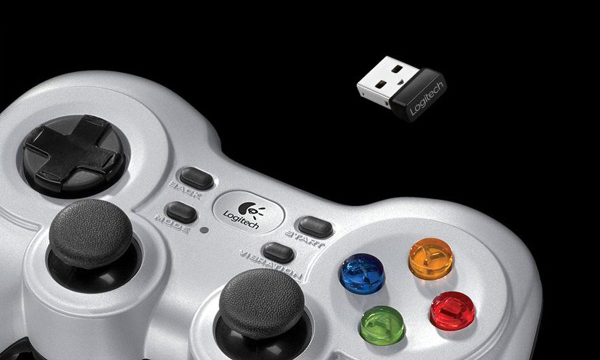Loghitech F710 Mando Inalámbrico PS4 PC