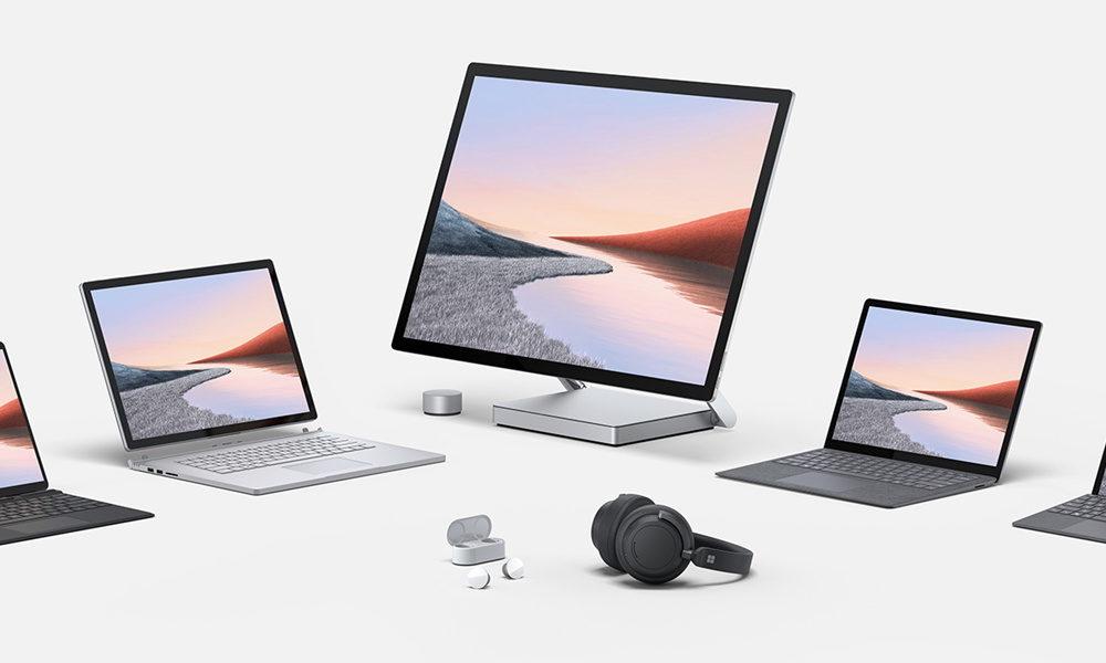 Microsoft Surface: dispositivos que han revolucionado la movilidad
