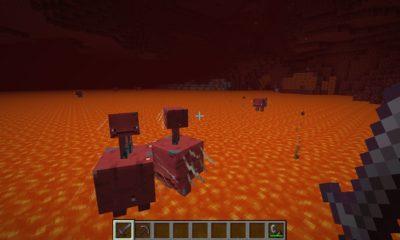 Minecraft 1.16 llegará el próximo martes 23 de junio. ¿Y qué tiene de nuevo?