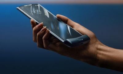 El Motorola Razr 2 tendrá una pantalla flexible más grande 5
