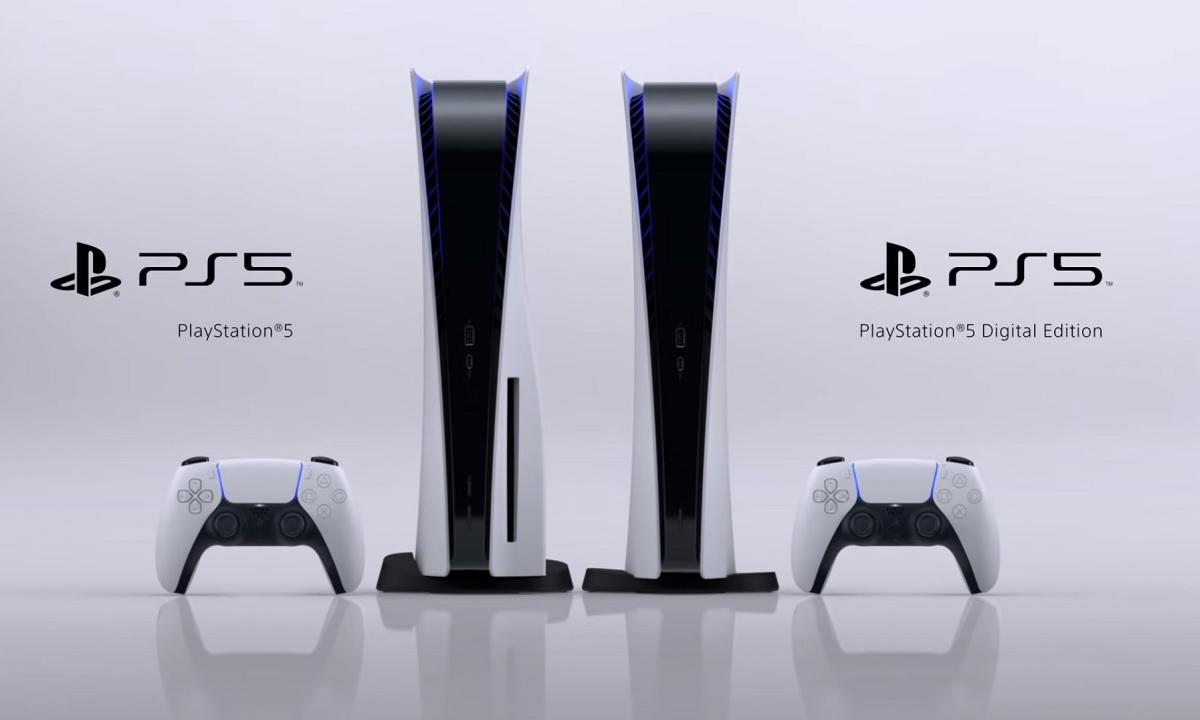 PS5 sin unidad óptica