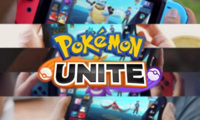 Pokémon Unite MOBA LoL