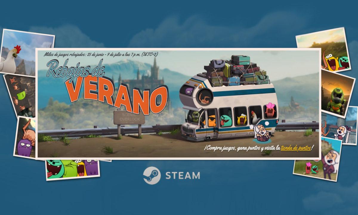 Rebajas de Verano Steam Summer Sales