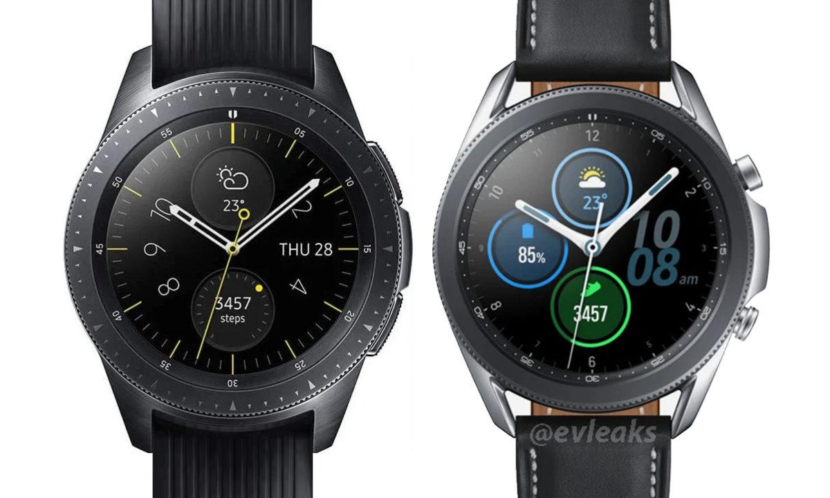 Samsung Galaxy Watch vs Samsung Galaxy Watch 3