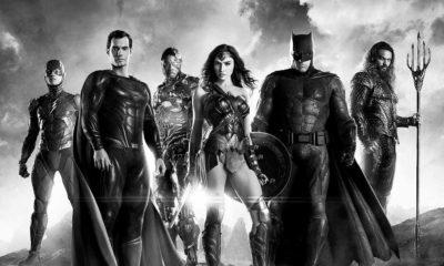 Snyder Cut - Liga de la Justicia