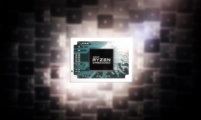 Especificaciones del SoC AMD Ryzen C7 para smartphones 1