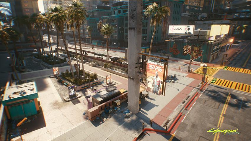 Cyberpunk 2077 lleva el trazado de rayos a otro nivel 34
