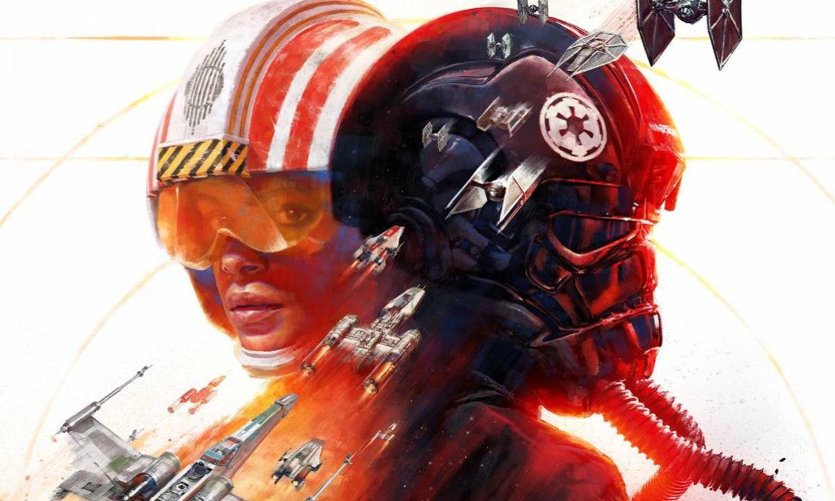 Star Wars: Squadrons Trailer EA