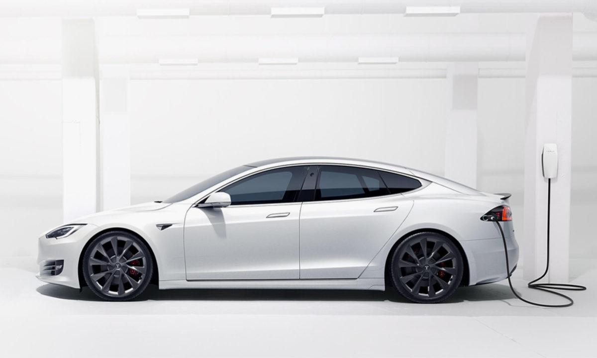 Tesla Model S 2020 coche eléctrico autonomía
