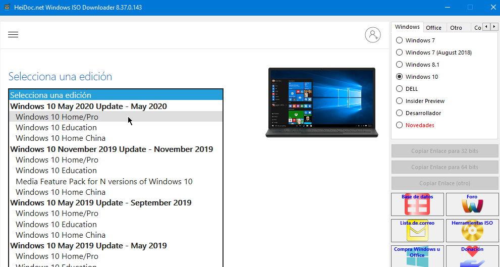 Cuatro métodos para instalar ya Windows 10 2004 y conocer todas sus novedades 37