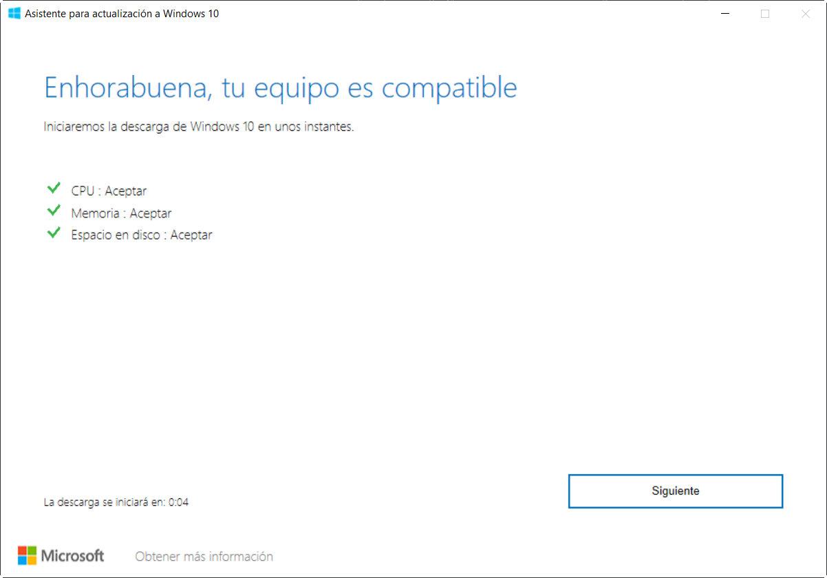 Cuatro métodos para instalar ya Windows 10 2004 y conocer todas sus novedades 33
