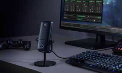 elgato wave:1 microfono profesional gaming streaming