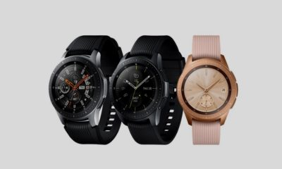 Una filtración revela el diseño y las características del Samsung Galaxy Watch 3 43