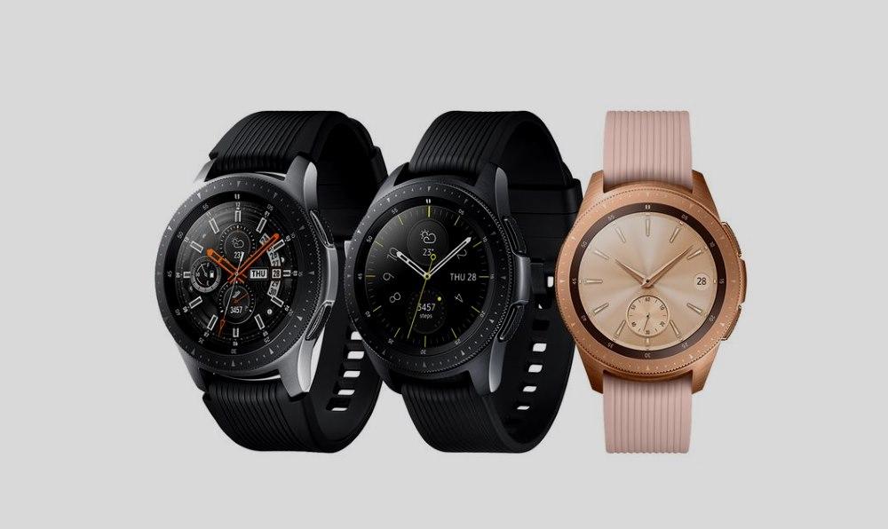 Una filtración revela el diseño y las características del Samsung Galaxy Watch 3 31
