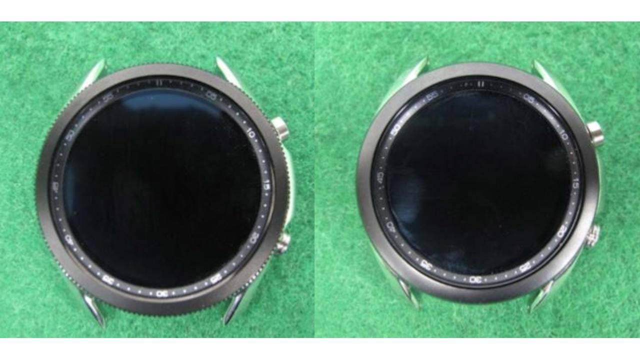 Una filtración revela el diseño y las características del Samsung Galaxy Watch 3 33