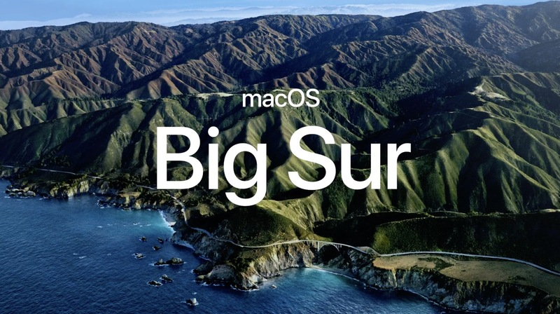 Apple macOS Big Sur