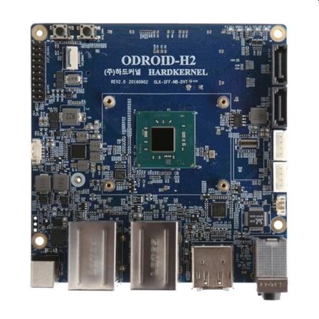 ODROID-H2+, un Quad Core diminuto por 110 euros 35