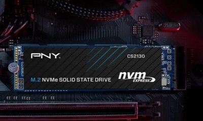 PNY presenta las CS2130 M.2, nueva línea de SSD con hasta 2TB de capacidad 96