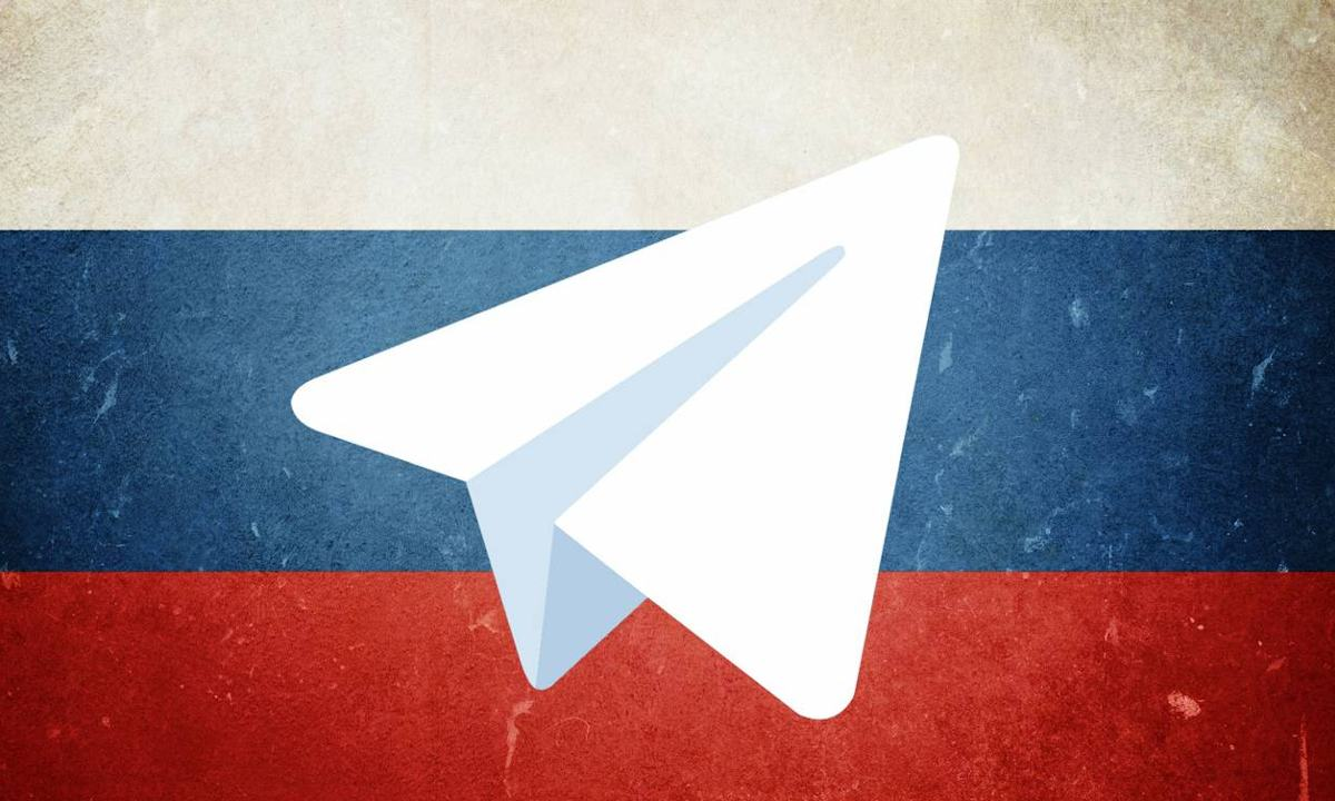 telegram en rusia