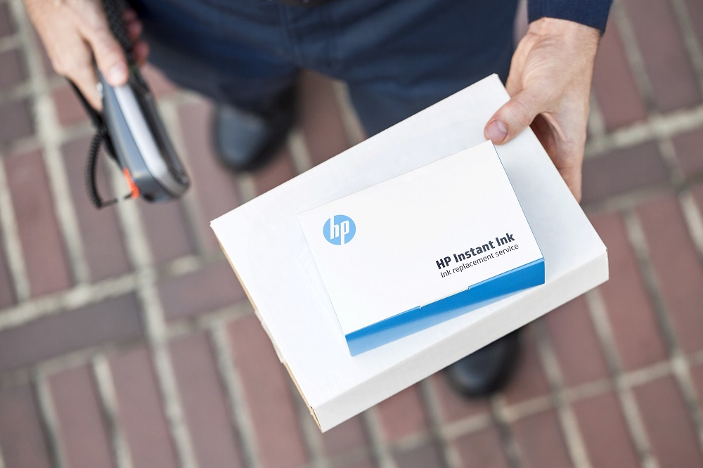 tarda HP Instant Ink