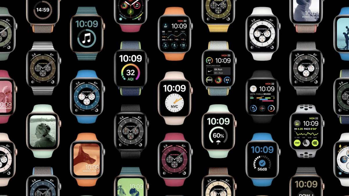 Apple presenta watchOS 7 29