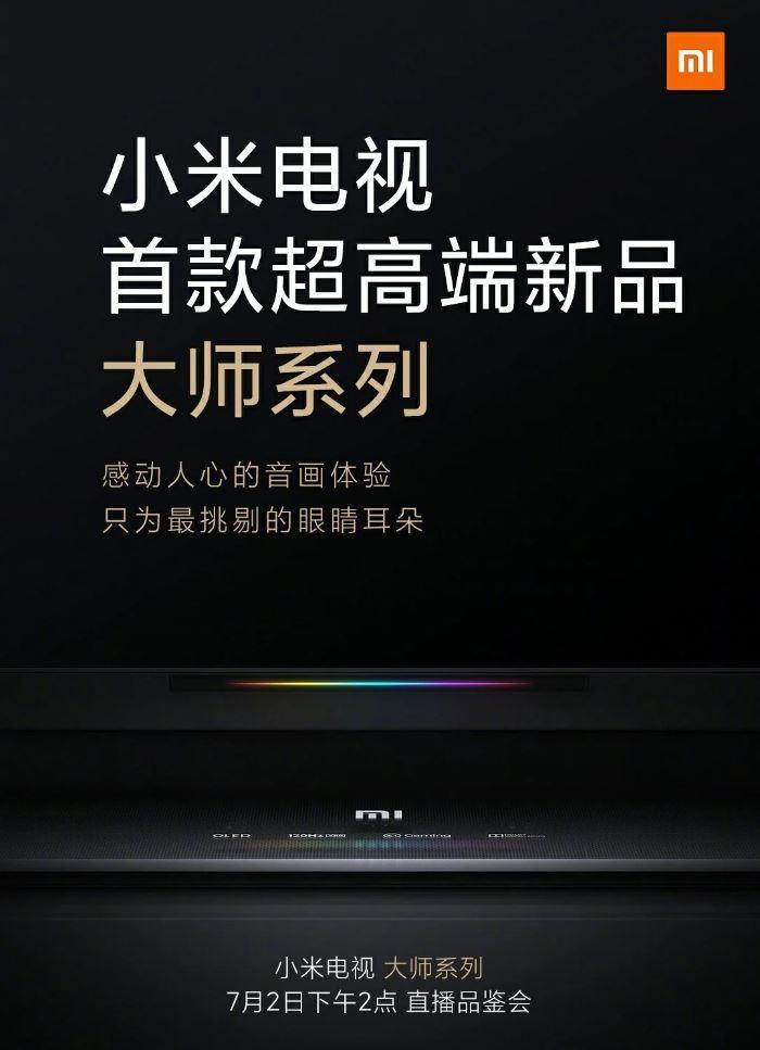 Xiaomi prepara nuevos televisores OLED para competir en gama alta 34