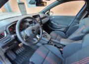 Renault Clio 2020, agilidad 131
