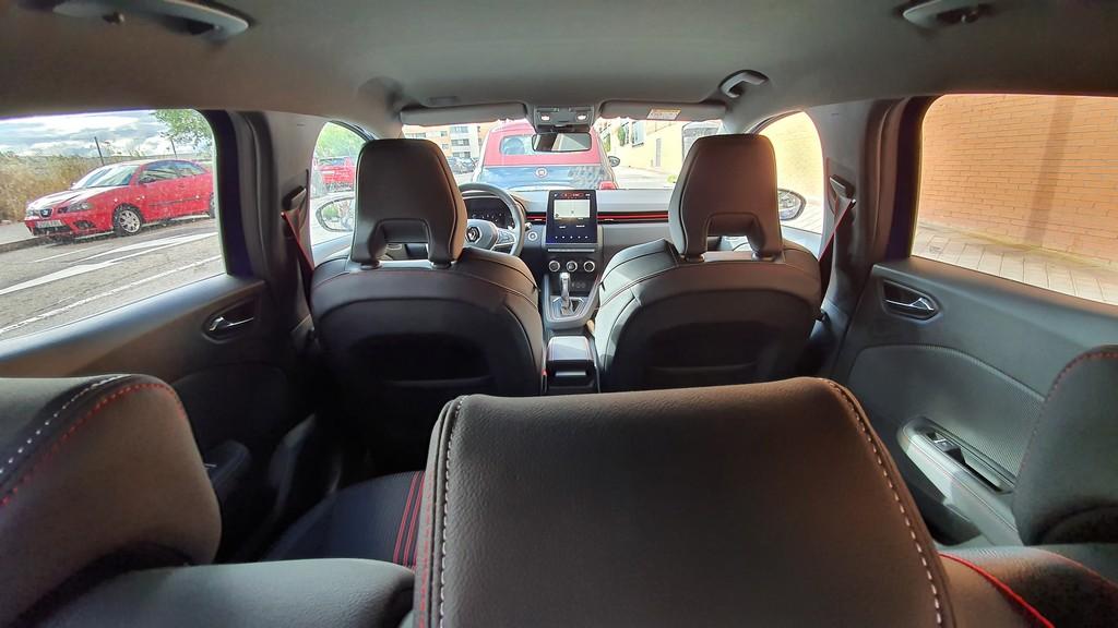 Renault Clio 2020, agilidad 43