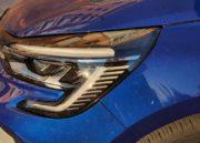 Renault Clio 2020, agilidad 97