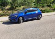 Renault Clio 2020, agilidad 107