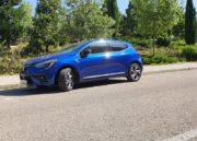 Renault Clio 2020, agilidad 109