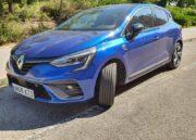 Renault Clio 2020, agilidad 113