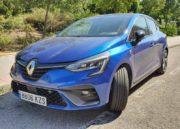 Renault Clio 2020, agilidad 115