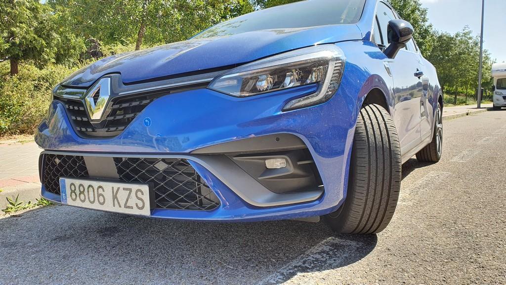 Renault Clio 2020, agilidad 33