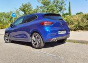 Renault Clio 2020, agilidad 127