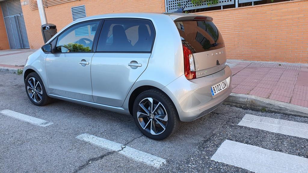 Škoda Citigo iV, deducciones 42