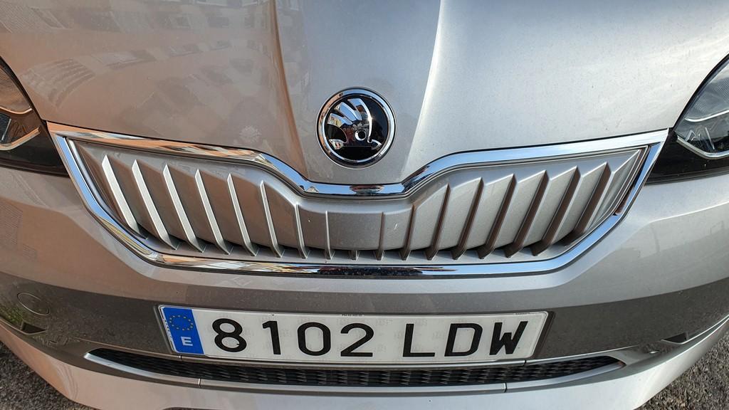 Škoda Citigo iV, deducciones 36