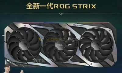 ASUS GeForce RTX 3080 Ti ROG STRIX