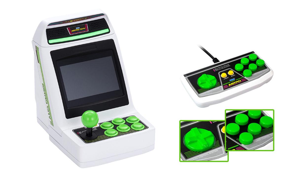Astro City Arcade Mini nos trae la experiencia de las clásicas máquinas arcade a la palma de la mano 31
