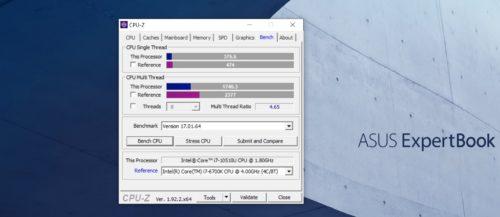 ASUS ExpertBook B9450FA, análisis: el valor de un ultraportátil llevado al extremo 73