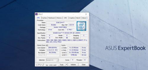 ASUS ExpertBook B9450FA, análisis: el valor de un ultraportátil llevado al extremo 75