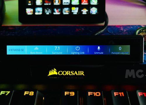 Corsair iCUE Nexus, análisis: una pequeña genialidad 63