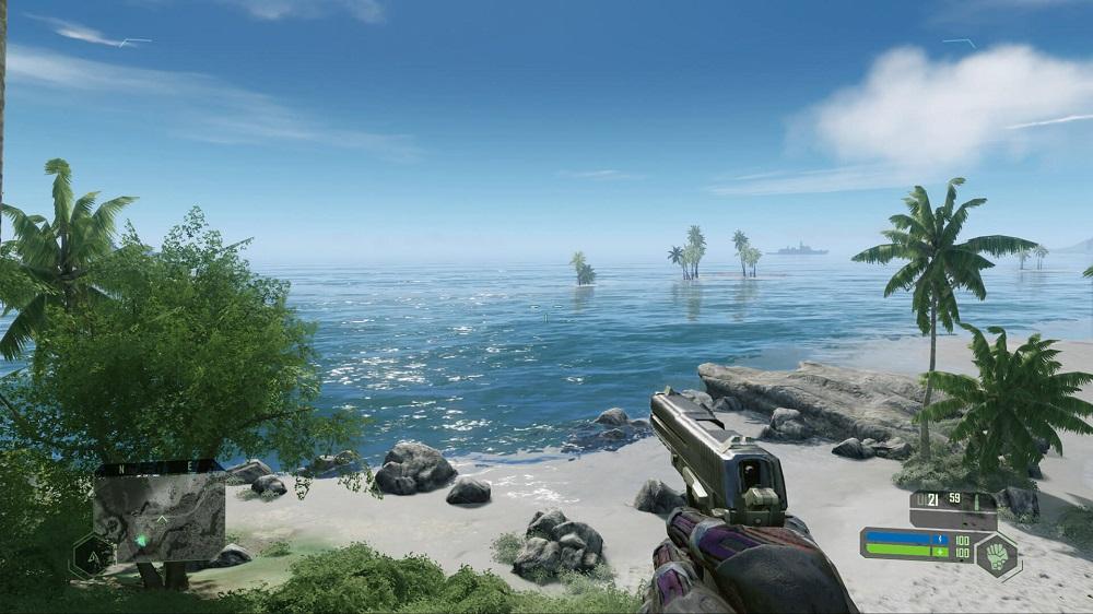 Crysis Remastered frente al Crysis original: tiene mala pinta 31