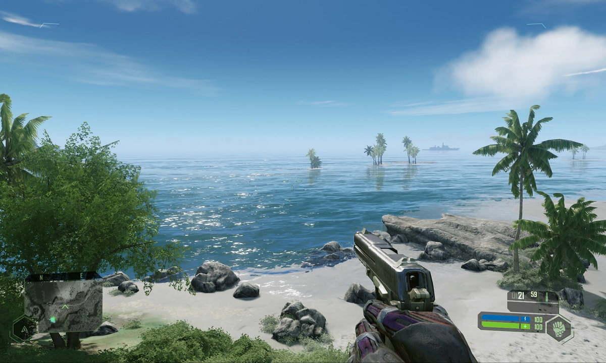 Crysis Remastered portada
