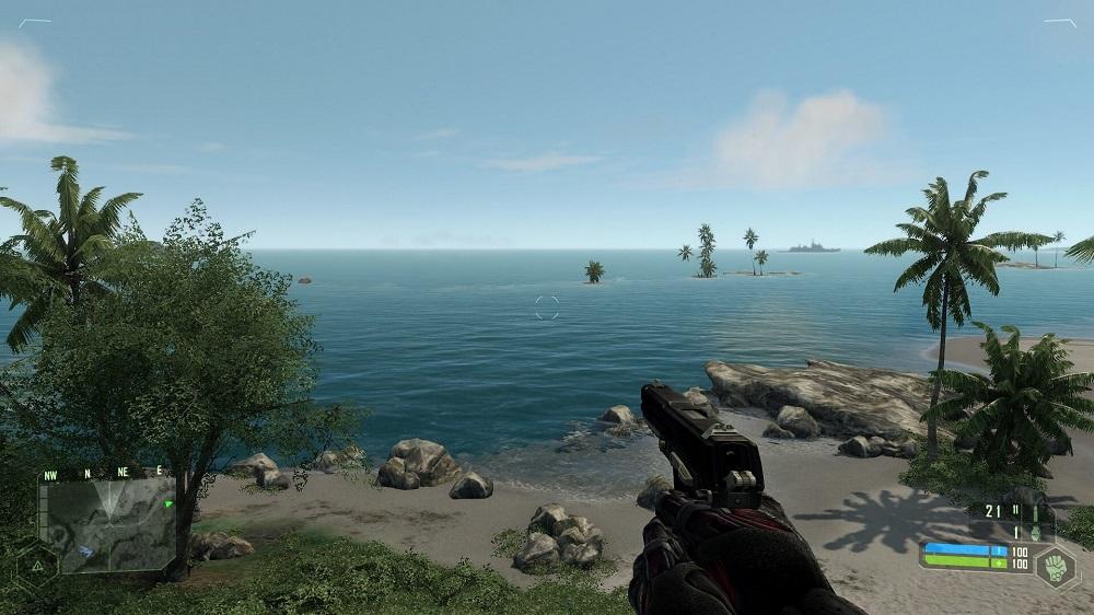Crysis Remastered frente al Crysis original: tiene mala pinta 33