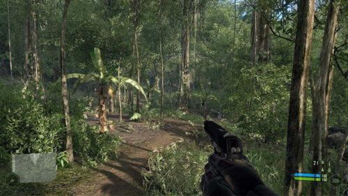 Crysis Remastered frente al Crysis original: tiene mala pinta 37