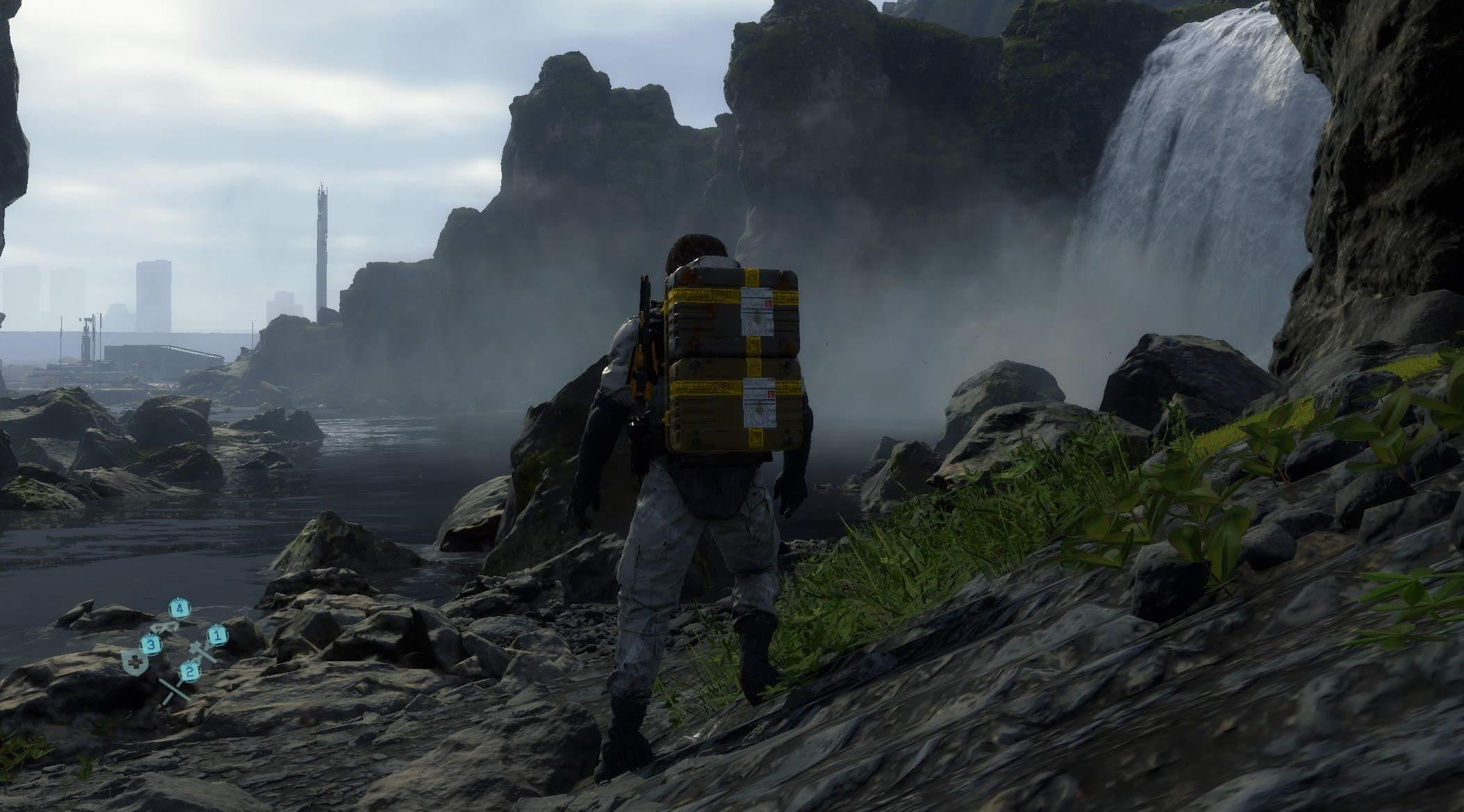 Rendimiento de Death Stranding en PC: NVIDIA y la magia del DLSS 2.0 41