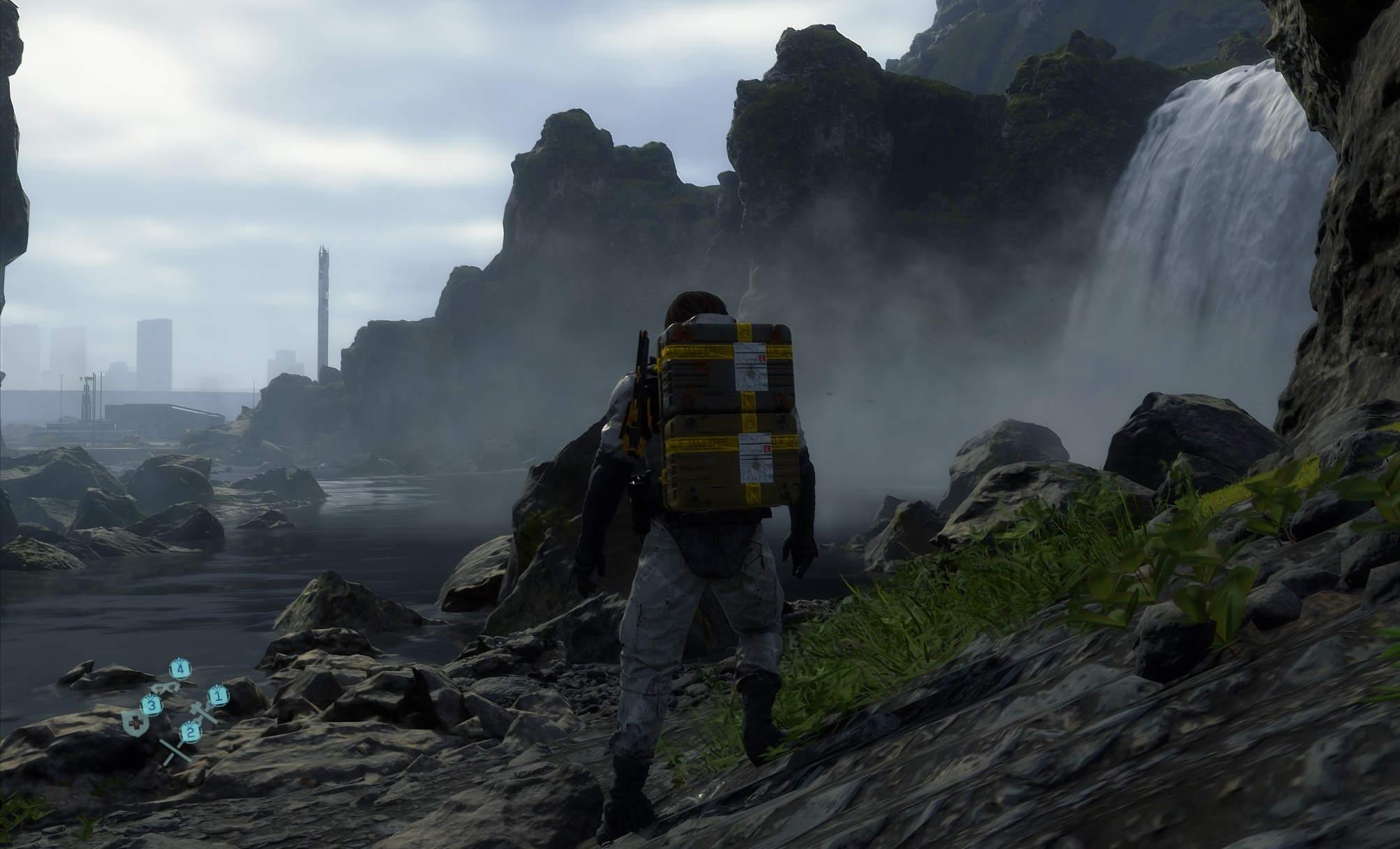 Rendimiento de Death Stranding en PC: NVIDIA y la magia del DLSS 2.0 43