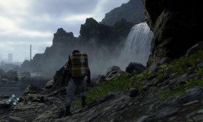 Death Stranding jugar en resolución 8K